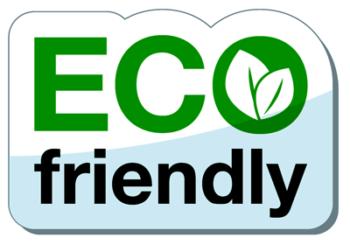 eco-friendly logo