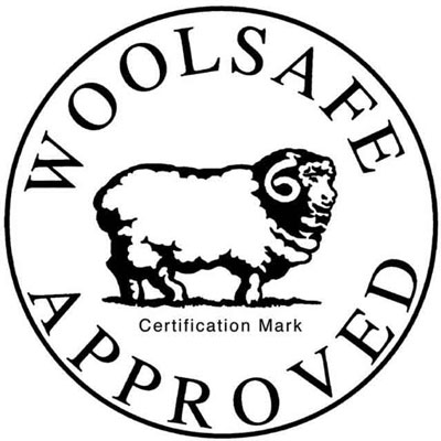 woolsafe seal of approval