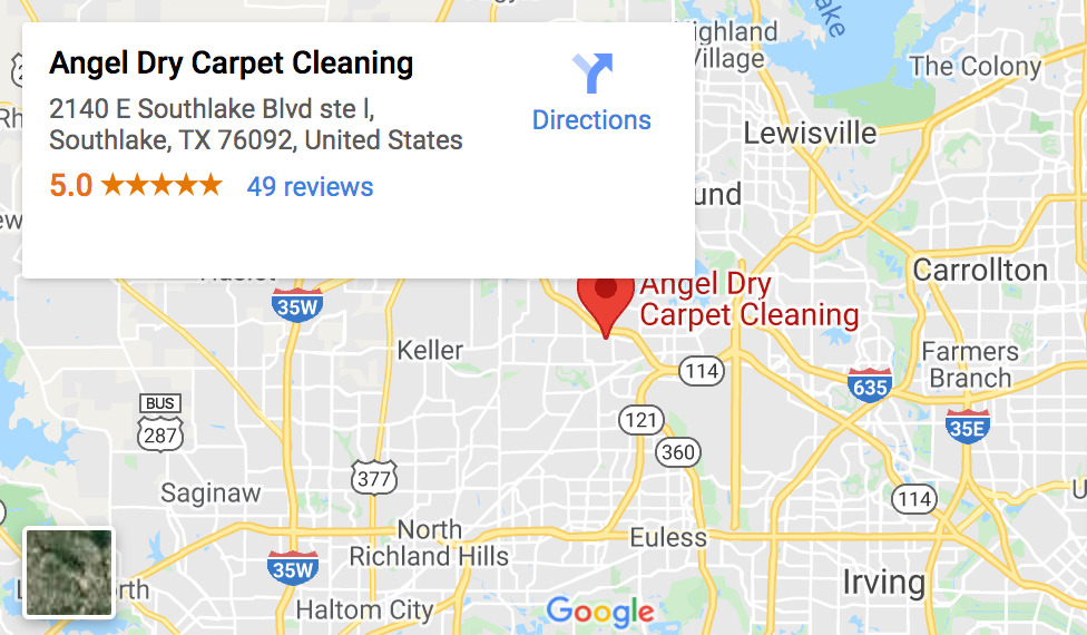 angel dry carpet cleaning colleyville